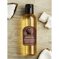 THE BODY SHOP Unisex Rain Forest Coconut Hair Oil